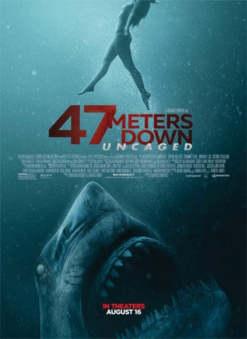 47 Meters Down Uncaged 2019 movie poster download