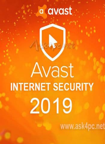 Avast Internet Security v19 2019 poster download