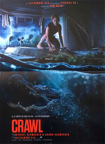 Crawl 2019 movie poster download