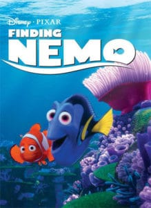 Finding Nemo 2003 poster download