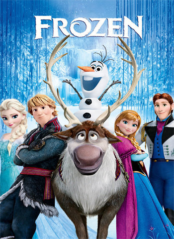 Frozen 2013 movie poster download