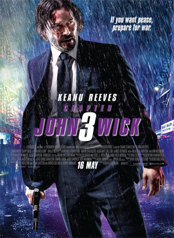John Wick Chapter 3 2019 movie poster download