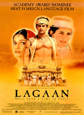 Lagaan 2001 movie poster download