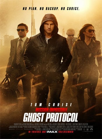 Mission Impossible Ghost Protocol 2011 movie poster download
