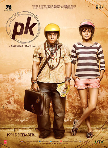 PK 2014 movie poster download