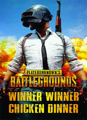 PUBG game poster download