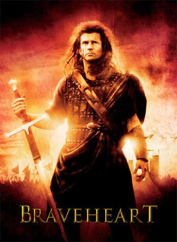 Braveheart 1995 movie poster download