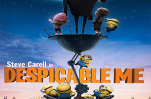 Despicable Me 2010 movie poster download