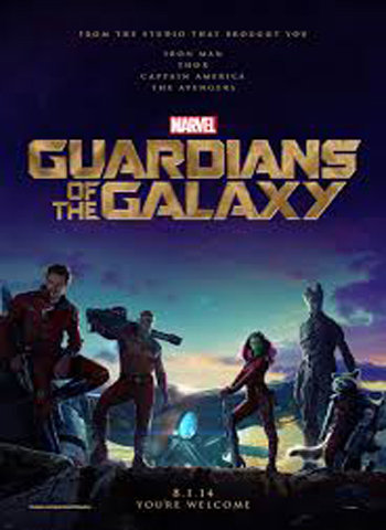 Guardians of the Galaxy 2014 movie poster download