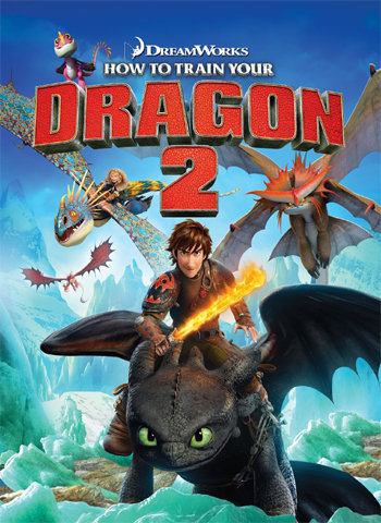 How To Train Your Dragon 2 2014 movie poster download