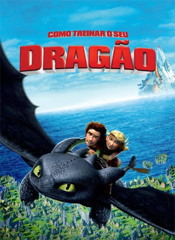 How To Train Your Dragon 2010 movie poster download