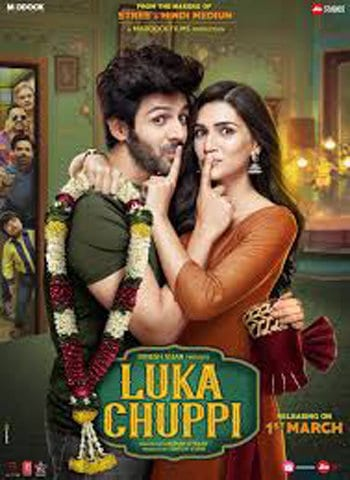 Luka Chuppi 2019 movie poster download