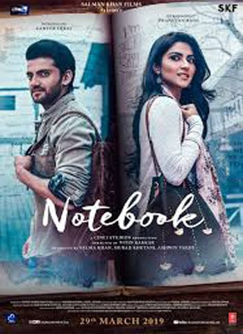 Notebook 2019 movie poster download