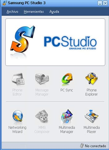Samsung PC Studio software poster download
