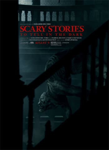 Scary Stories to Tell in the Dark 2019 movie poster download