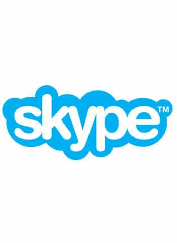 Skype 8 software poster download