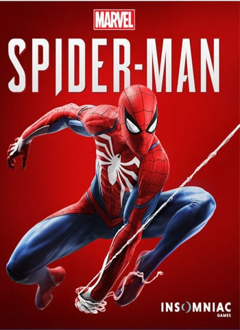 Spider Man 2018 game poster download