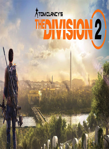 The Division 2 2019 game poster downoad