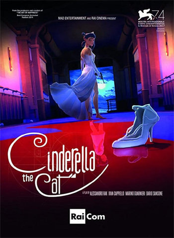 Cinderella the Cat 2017 movie poster download