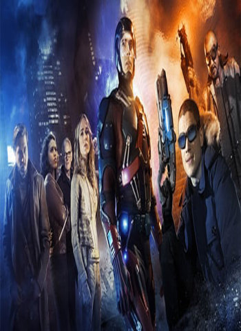 DCs Legends of Tomorrow 2016 show poster download