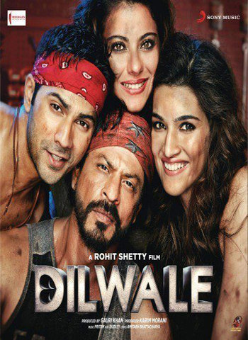 Dilwale 2015 movie poster download
