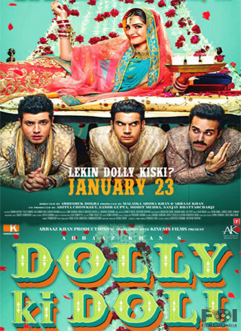 Dolly Ki Doli 2015 movie poster download