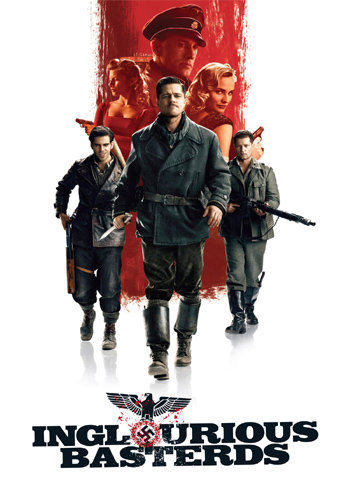 Inglourious Basterds 2009 movie poster download
