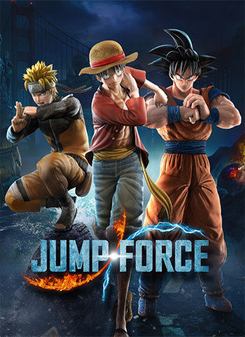 Jump Force game poster download