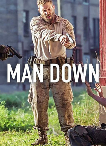 Man Down 2015 movie poster download