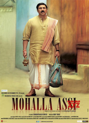 Mohalla Assi 2018 movie poster download