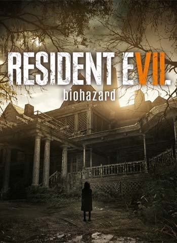 Resident Evil 7: Biohazard 2017 game poster download