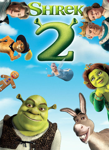 Shrek 2 2004 movie poster download