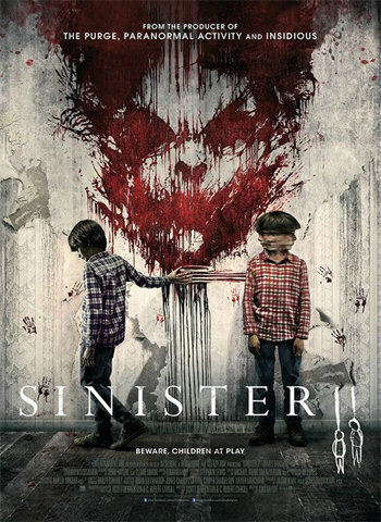 Sinister 2 2015 movie poster download
