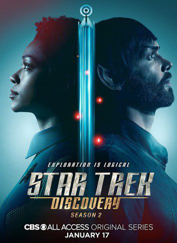 Star Trek Discovery 2017 show poster download