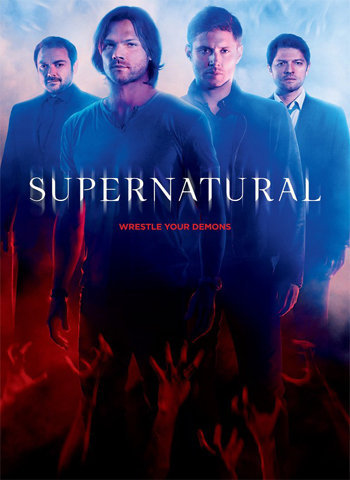 Supernatural 2005 show poster download