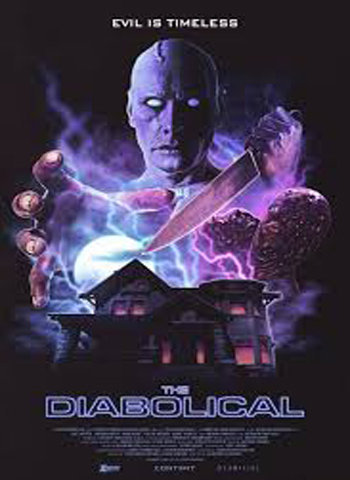 The Diabolical 2015 movie poster download