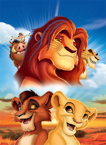 The Lion King 2 1998 movie poster download