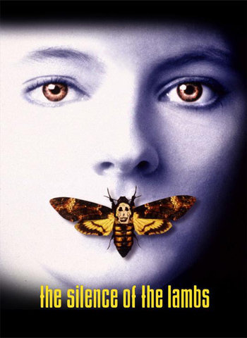 The Silence of the Lambs 1991 movie poster download