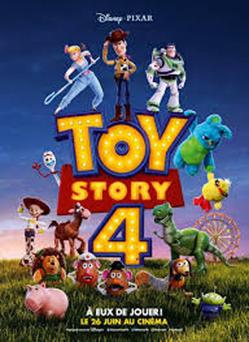 Toy Story 4 2019 movie poster download