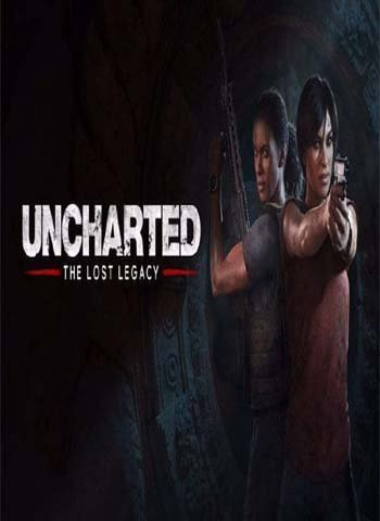Uncharted: The Lost Legacy 2017 game poster download