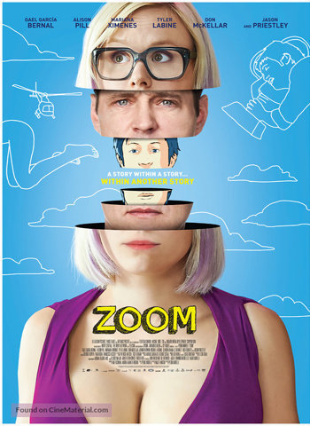 Zoom 2015 movie poster download