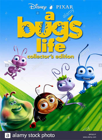 A Bug's Life 1998 Poster Download