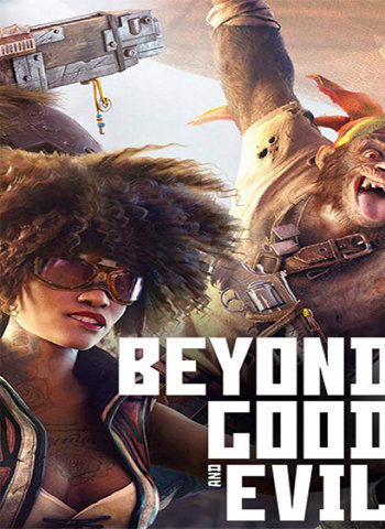 Beyond Good And Evil 2 game poster download