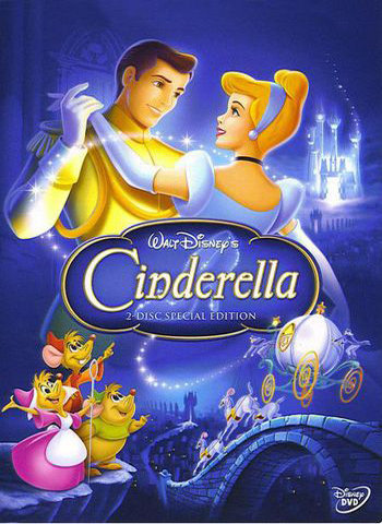 Cinderella 1950 movie poster download