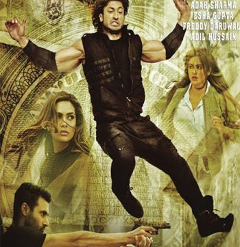 Commando 2 2017 movie poster download