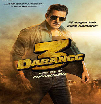 Dabangg 3 2019 movie poster downoad
