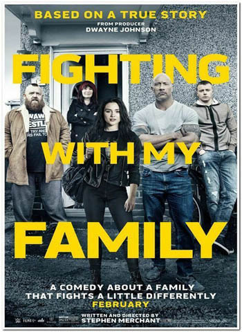 Fighting with My Family 2019 movie poster download