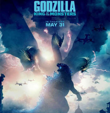 Godzilla King of the Monsters 2019 movie poster download