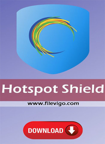 Hotspot Shield software poster download