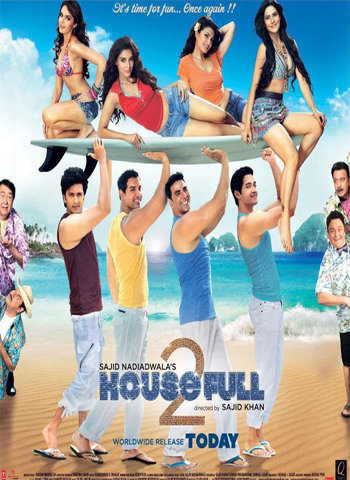 Housefull 2 2012 movie poster download
